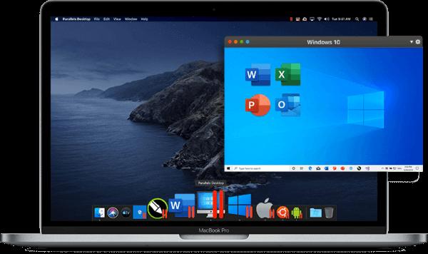 Parallels Desktop 下载试用