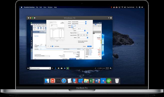 Parallels Desktop 商业版